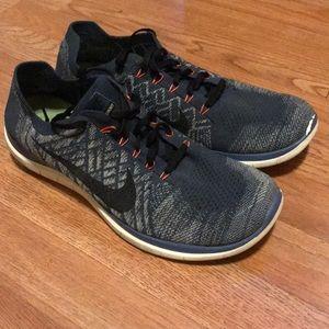 Nike free 4.0 Flyknit Men's Sz 13